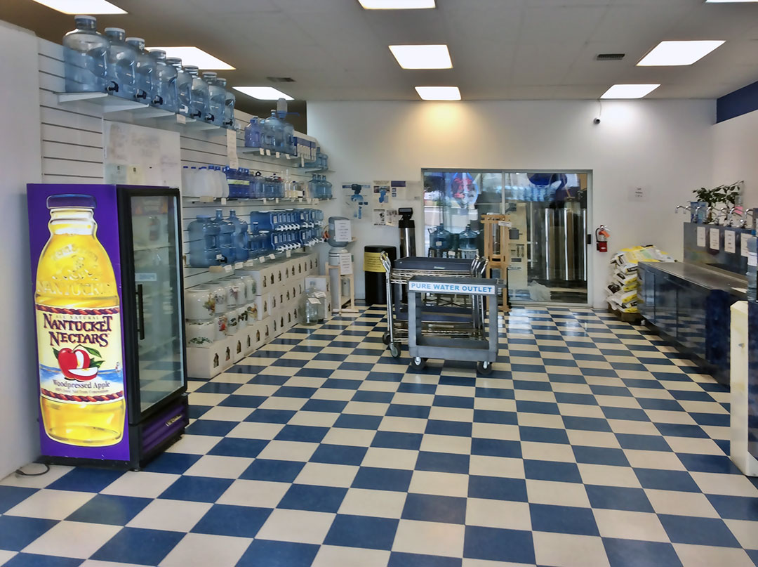 Pure Water Retail Space